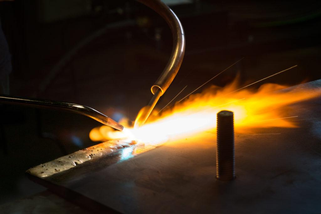 Torch welding